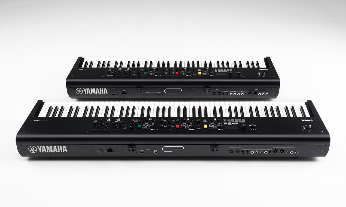 CP88/CP73 Stage Pianos