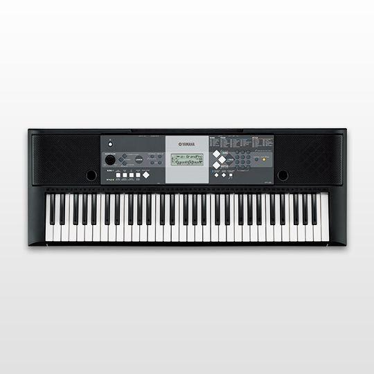 Ypt 230 Opis Keyboardy Domowe Keyboardy Cyfrowe